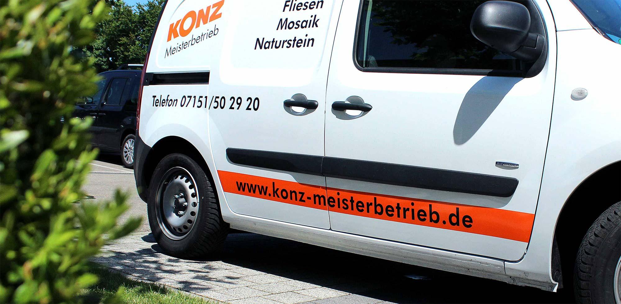 Fahrzeugbeschriftung GIRAFFIKKA 73642 Welzheim Rudersberger Str. 14